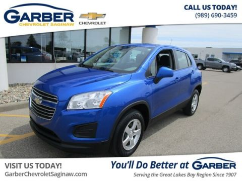 Pre-Owned 2015 Chevrolet Trax LS AWD