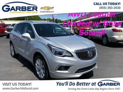 Certified Pre-Owned 2016 Buick Envision Premium I AWD